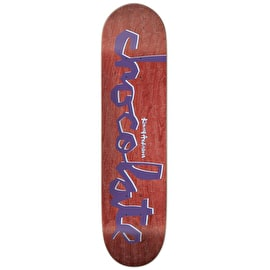 Chocolate Original Chunk Skateboard Deck - Anderson 8.125