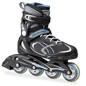 Bladerunner 2017 Advantage Pro XT W Roller Blades - Black/Light Blue