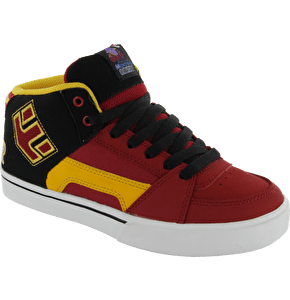 Etnies RVM Kids Disney Monsters - Red/Black