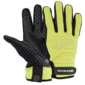 Neff Daily Pipe Gloves - Lime