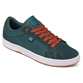 DC Astor Skate Shoes - Dark Green