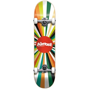 Almost Complete Skateboard - Colour Wheel Multi 7.875