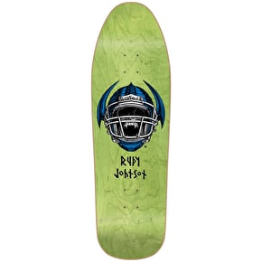Blind Jock Skull R7 HT Skateboard Deck - Johnson 9.875