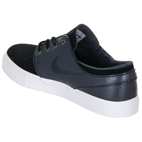 Nike SB Stefan Janoski Premium Shoes - Anthracite/Dark Raisin