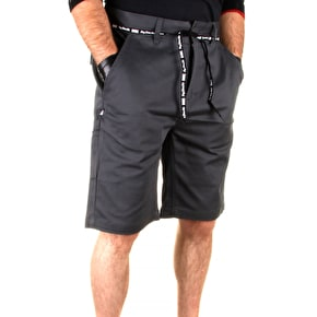DGK Working Man 3 Chino Short - Charcoal