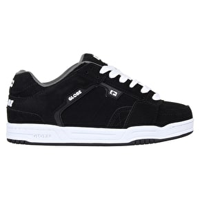 Globe Scribe Shoes - Black/White