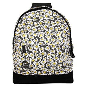 Mi-Pac Backpack - Daisy Crazy Black