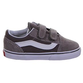 Vans Old Skool Toddler Shoes - (Surplus) Frost Grey