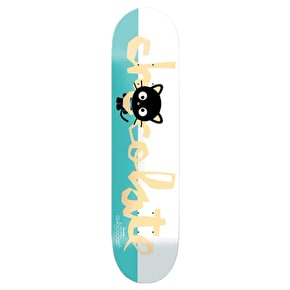 Chocolate x Sanrio Chococat Skateboard Deck - Roberts 8.25