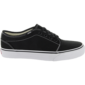 Vans 106 Vulcanized Shoes - Black / White