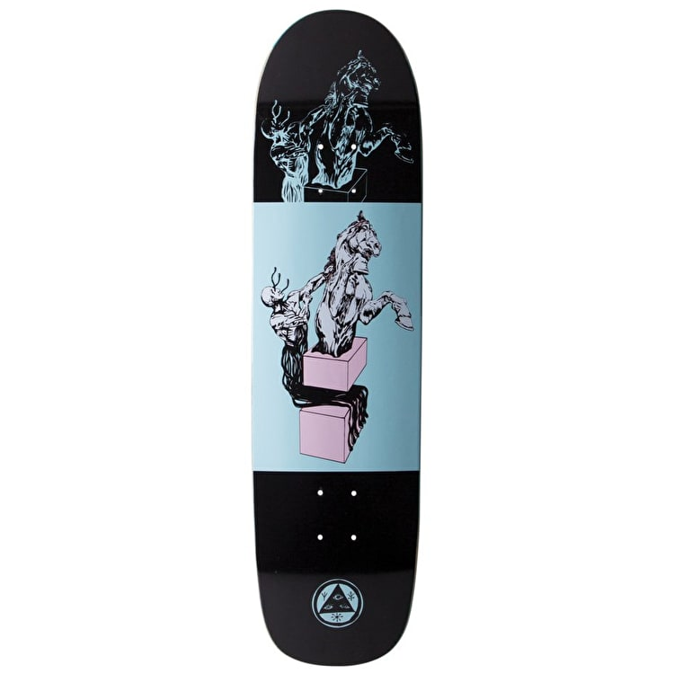"""Welcome Hierophant On Son Of Planchette Skateboard Deck - 8.38"""""""