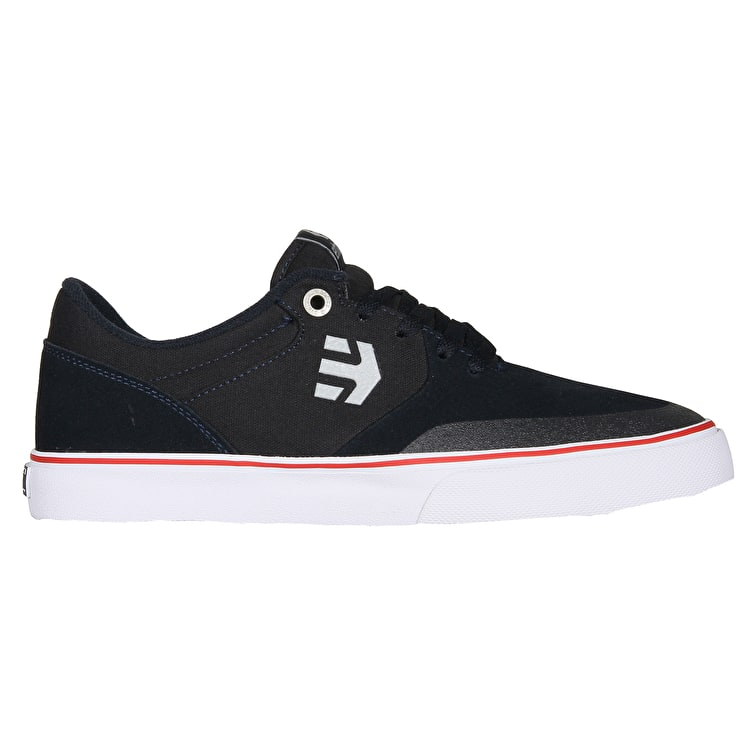 Etnies Marana Vulc Skate Shoes - Navy/White