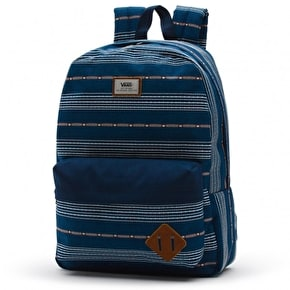 Vans Old Skool II Backpack - Dress Blues