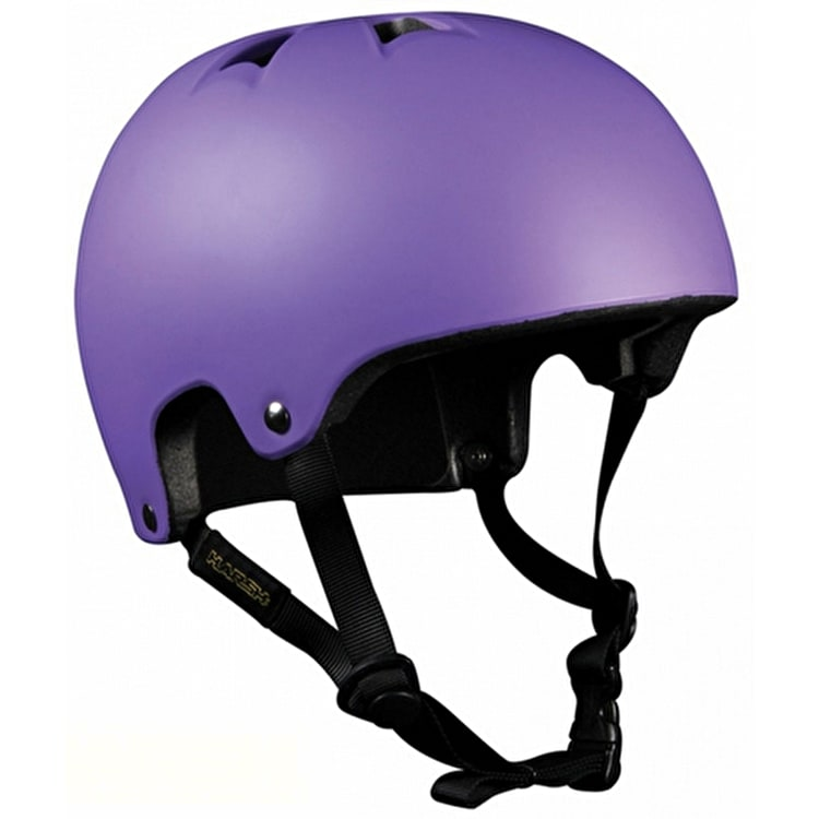 Harsh Pro EPS Helmet - Purple