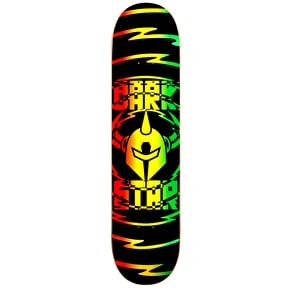Darkstar Skateboard Deck - Shock V2 Rasta 8.25