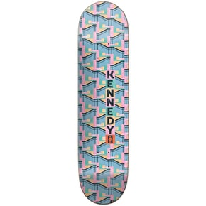 Girl LA8 x The Art Dump Skateboard Deck - Kennedy 8