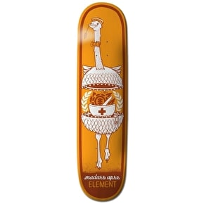 Element Zipper Skateboard Deck - Madars 8.375