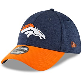 New Era Denver Broncos NFL 39THIRTY Cap - Navy/Orange