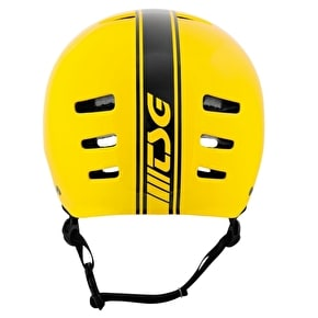 TSG Evolution RC Yellow Helmet