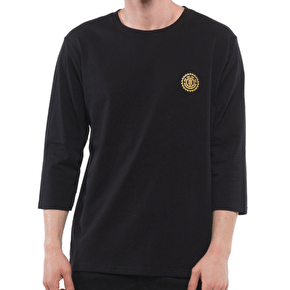 Element Westgate Longsleeve T-Shirt - Flint Black