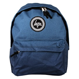 Hype Speckle Fade Backpack - Blue/Navy