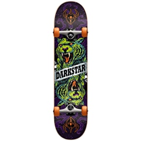 Darkstar Zodiac Youth Complete Skateboard - Orange 6.75