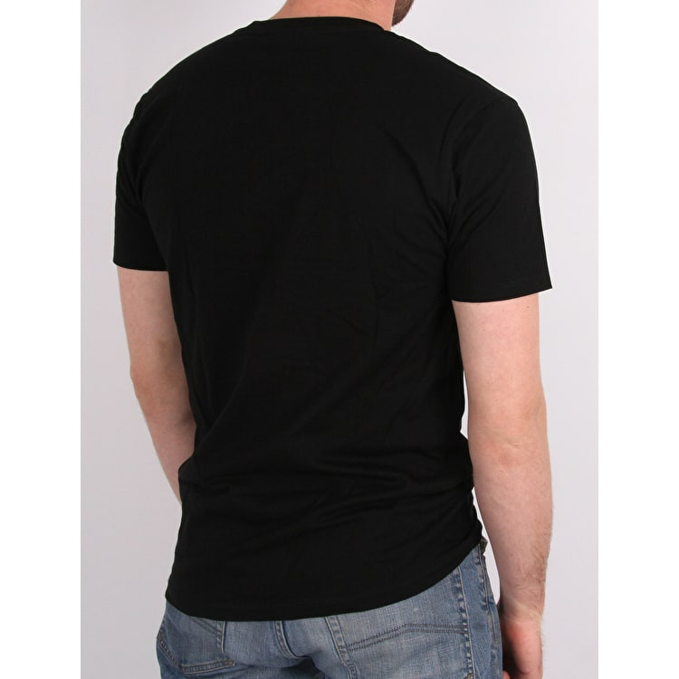 Poler Venn Diagram T shirt - Black