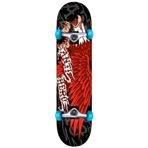 Anti Hero Eagle Weapon Complete Skateboard - Red 7.75