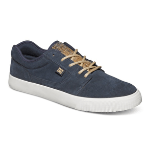 DC Tonik SE Shoes - Blue/Black/Brown