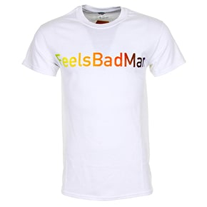 Skatehut FeelsBadMan T-Shirt - White
