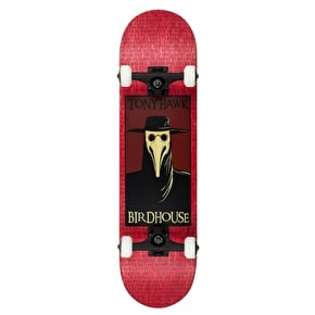 Birdhouse Plague Doctor Skateboard - 8