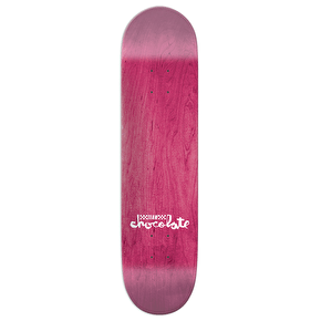 Chocolate BRAAAP! Skateboard Deck - Anderson 8.125
