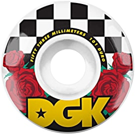 DGK Fast Times Skateboard Wheels 53mm