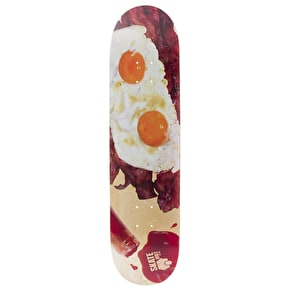 Skatehut Bacon 'n' Eggs Skateboard Deck