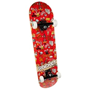 Rocket Wallpaper Complete Skateboard - Circus