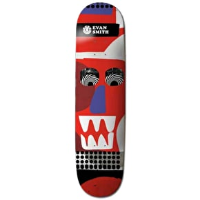 Element Masked Skateboard Deck - Evan 8.1