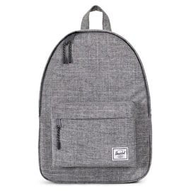 Herschel Classic Mid-Volume Backpack - Raven Crosshatch
