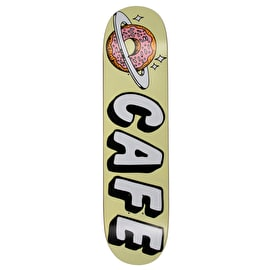 Skateboard Cafe Planet Donut Skateboard Deck - Banana