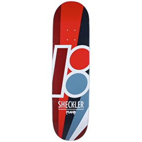 Plan B ProSpec Rays Skateboard Deck - Sheckler 8.375