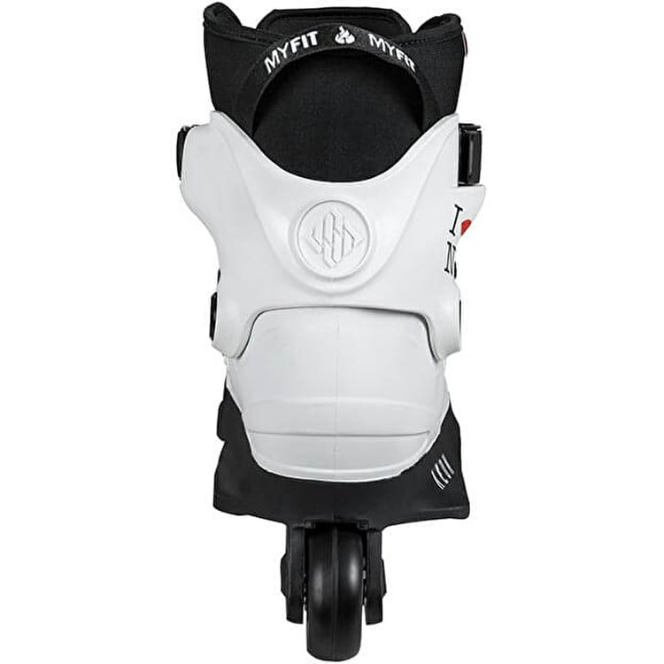 USD Aeon 60 20Y Billy Aggressive Skates - White
