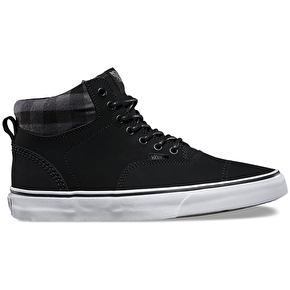 Vans Era Hi Shoes - (MTE) Nubuck/Black