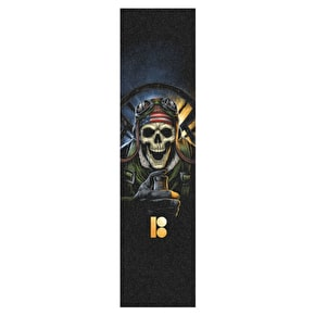 Plan B Skateboard Griptape - No Prisoners
