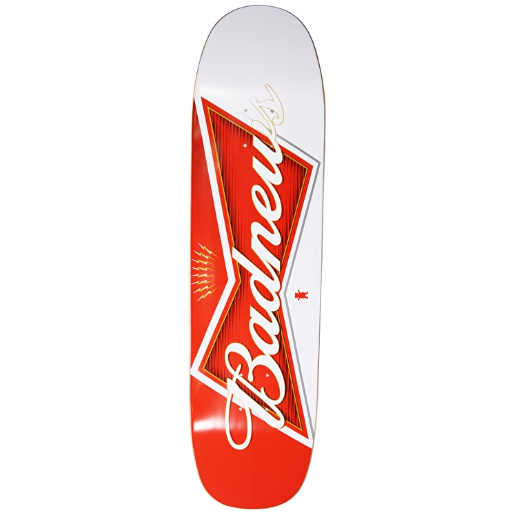 """Grizzly Bud News Cruiser Deck - 8.375"""""""