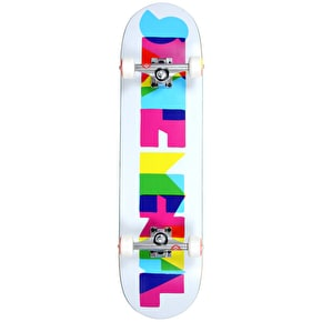 Skate Mental Block Overlap Custom Skateboard 8.125