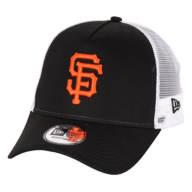 New Era Team Essential - San Francisco Giants Trucker Cap