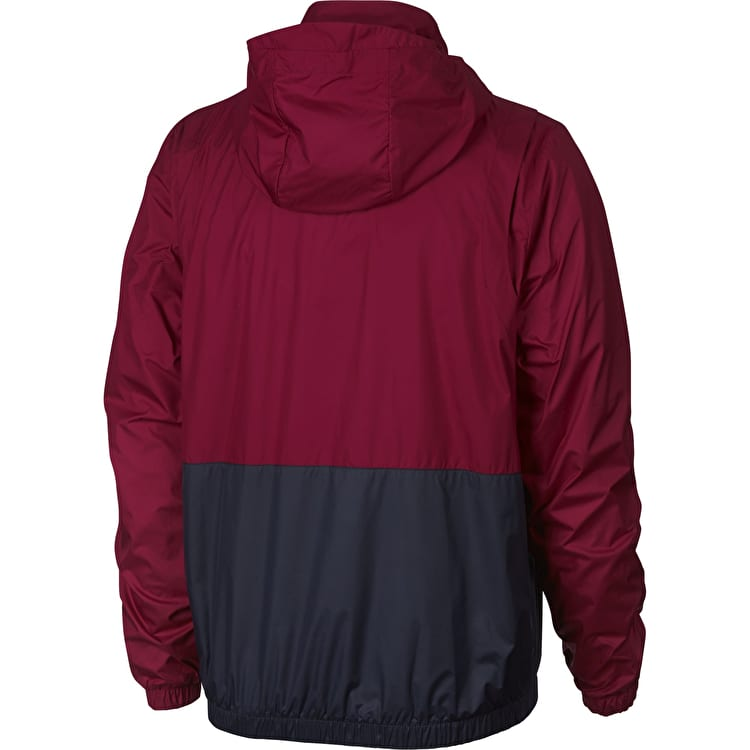 Nike SB Shield Jacket - Red Crush/White/Obsidian