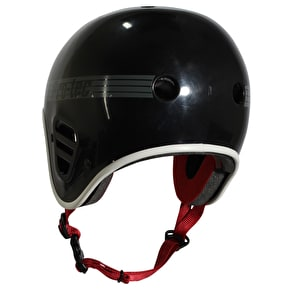 Pro-Tec Full Cut Certified Helmet - Gloss Black