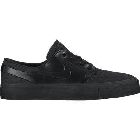 Nike SB Stefan Janoski Elite HT Skate Shoes - Black/Black