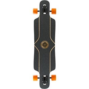 Mindless Falcon Longboard - Brown 39