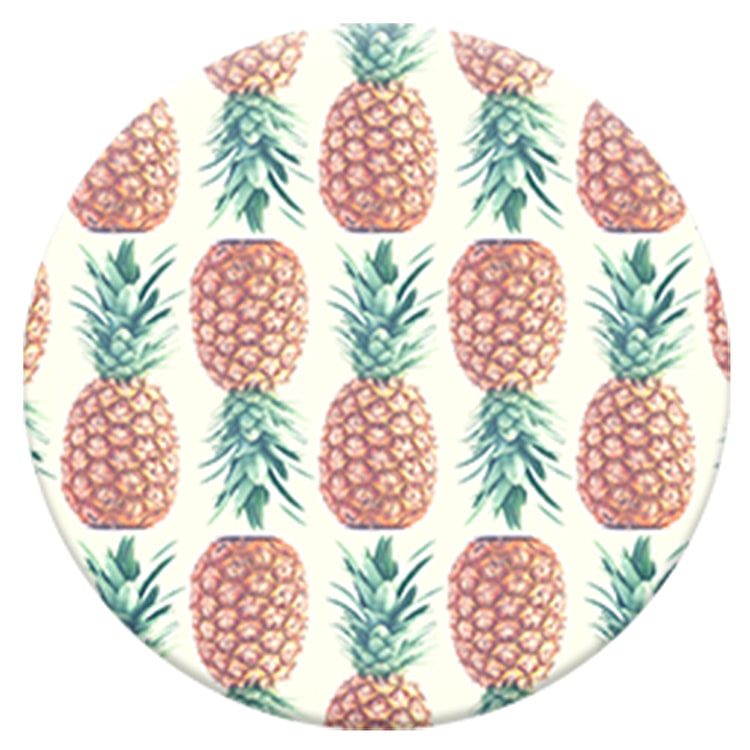 PopSockets Grip - Pineapple Pattern